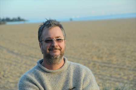 Photo of Dr Mark Barber